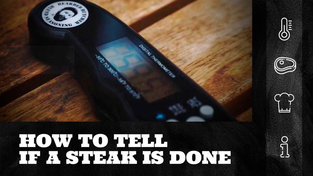 How to Tell If a Steak Is Done