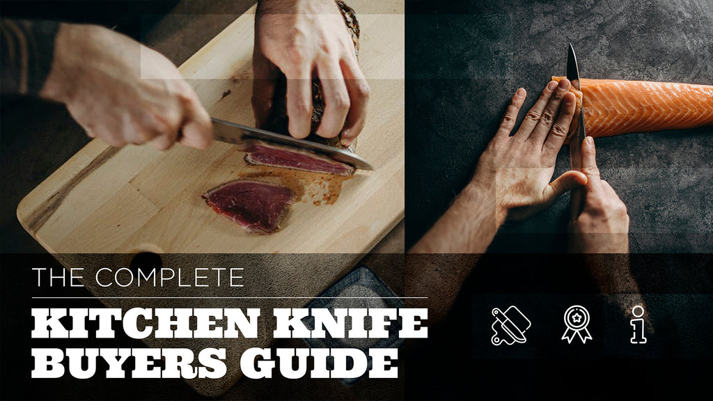 The Complete Kitchen Knife Buyers Guide