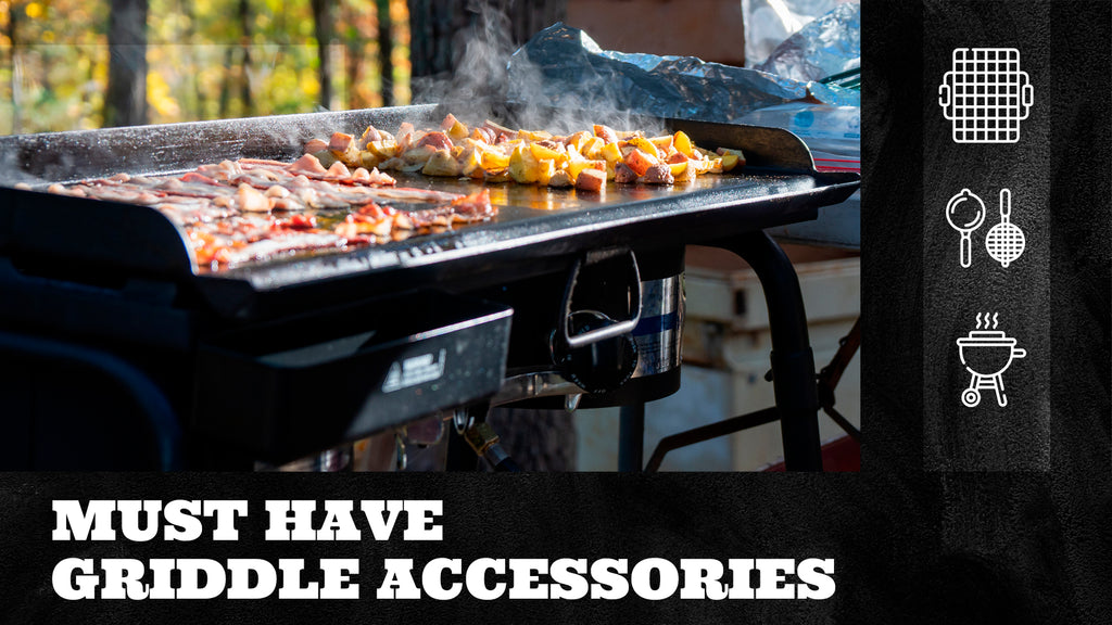 Must-Have Griddle Accessories