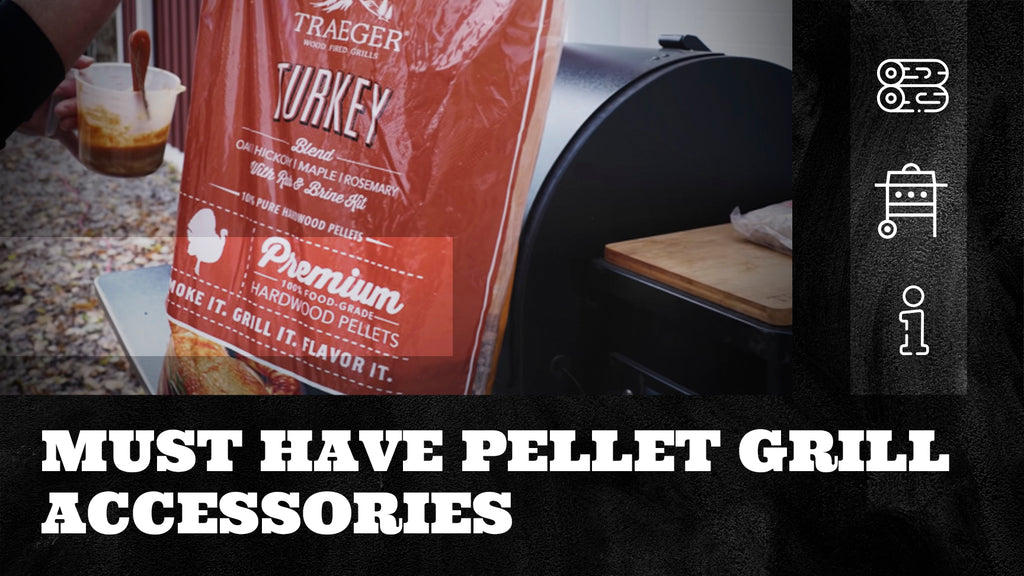 10 Must Have Pellet Grill Accessories