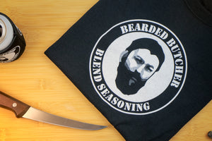 Bearded Butcher Blend T-Shirts - Bearded Butcher Blend Seasoning