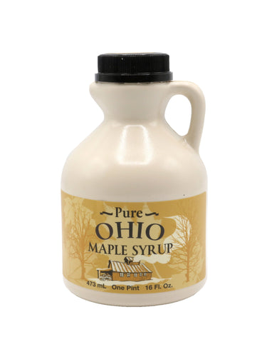 Bearded Butcher Blend Pure Ohio Maple Syrup