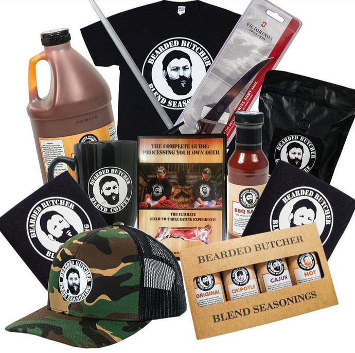Ultimate Bearded Butcher Package - FREE SHIPPING!
