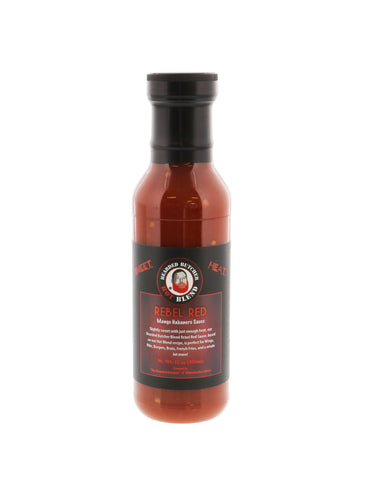 Bearded Butcher Blend Rebel Red Sauce