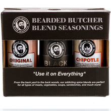 Load image into Gallery viewer, 6 Pack | Bearded Butcher Blend Seasoning