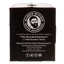Load image into Gallery viewer, Bearded Butcher Blend 6 Pack of Seasoning