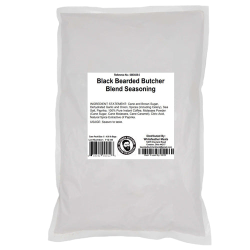 Bearded Butcher Bulk Bucket Seasoning Refill Bag