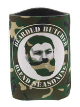 Load image into Gallery viewer, Bearded Butcher Koozie