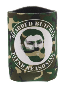 Bearded Butcher Koozie