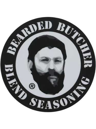 Bearded Butcher Sticker