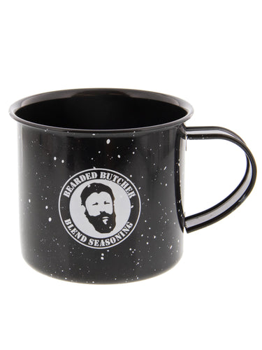 Bearded Butcher Coffee Metal Cup