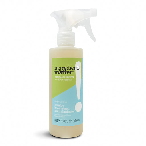 Laundry Booster and Stain Eliminator, Fragrance-free
