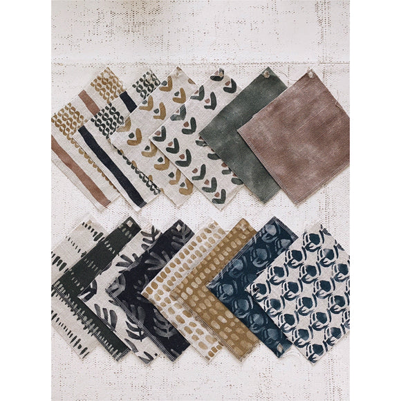 Designer Set of Textile Samples