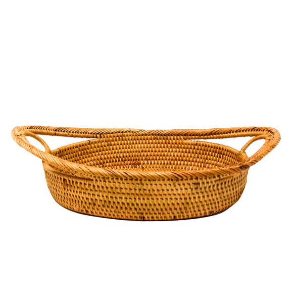 Oval Welcome Basket