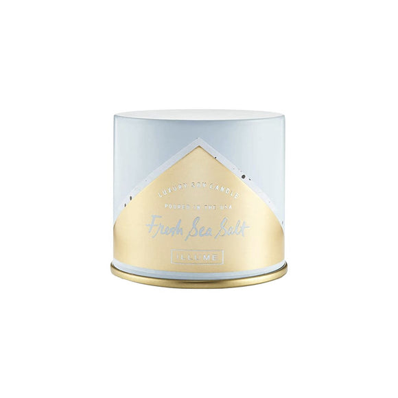Illume Vanity Tin Fresh Sea Salt