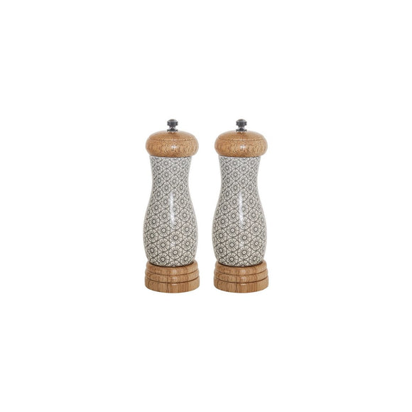 Stoneware Cecile Salt & Pepper Mill