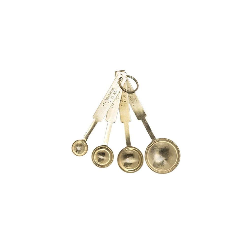 Brass Measuring Spoons