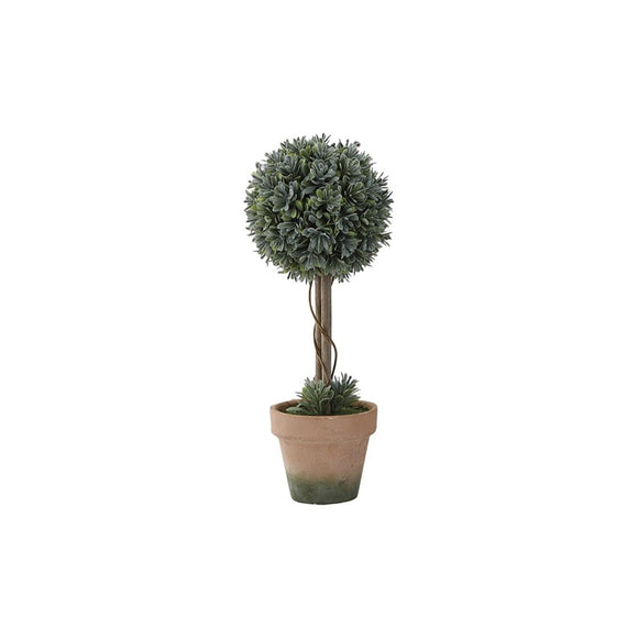 Tall Faux Topiary