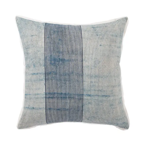 Blue Nights Pillow