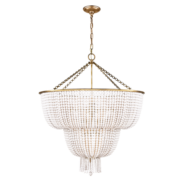 Avon Two Tiered Chandelier