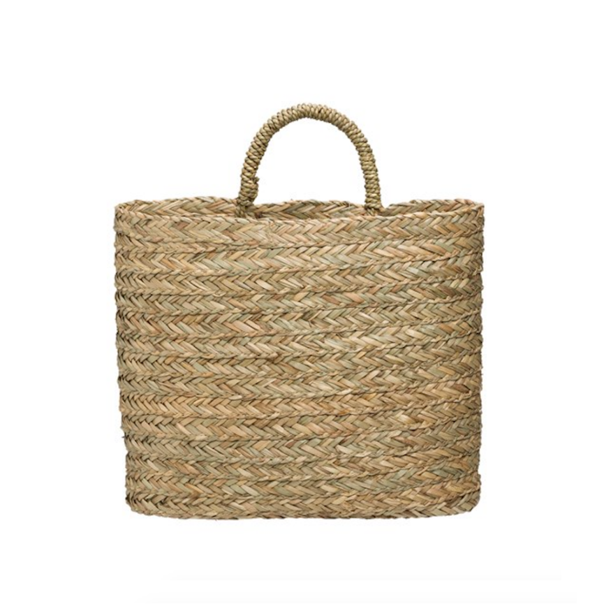Wall Basket with Handle