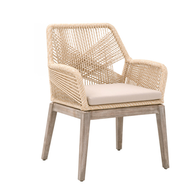 Rice Woven Chair