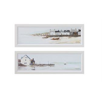 House Framed Wall Decor