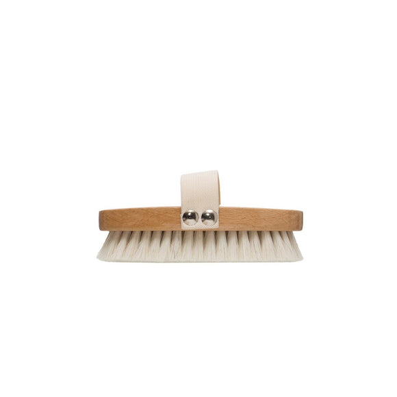 Wood Bath Brush
