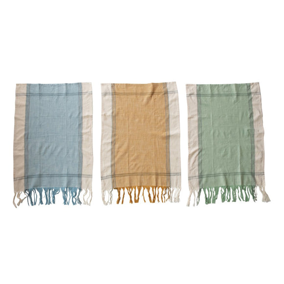Tea Towels with Fringe