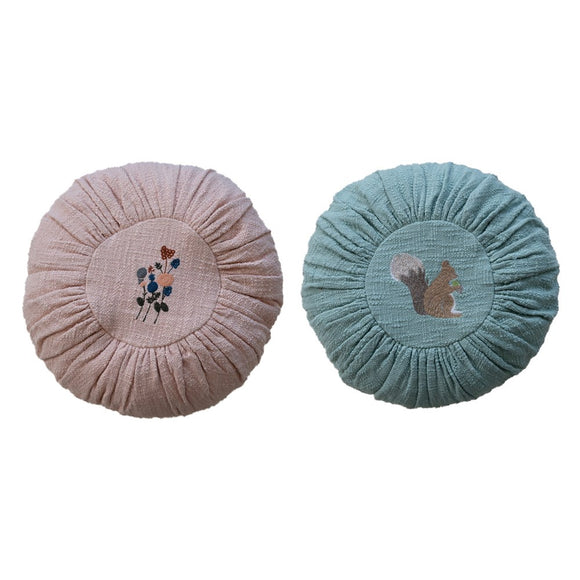 Cotton Slub Pillow