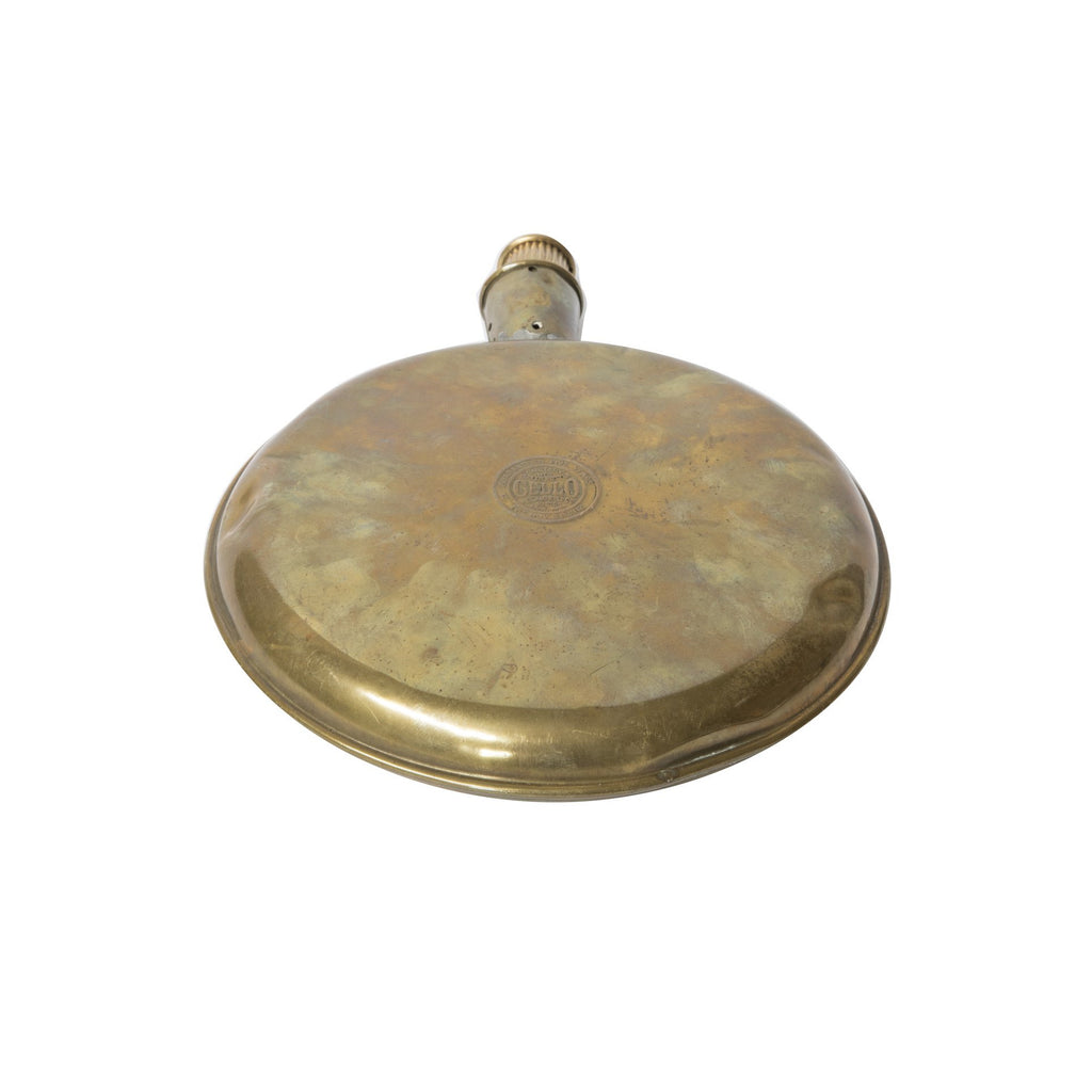 Brass Hot Water Bottle