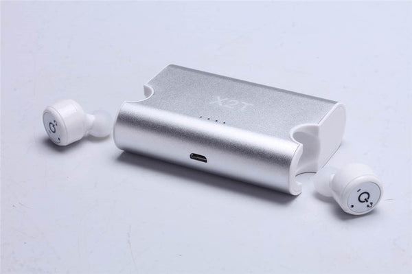 Rechargeable Bluetooth Wireless Earphone For iPhone and Android