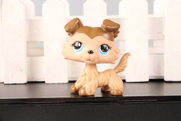 LPS Pet Collection Collie Dog