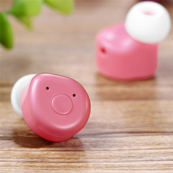 Mini Twins Bluetooth Wireless Headphone