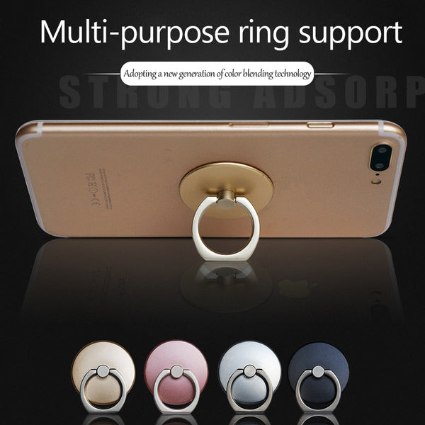360 Degrees Finger Ring Mobile Phone Holder