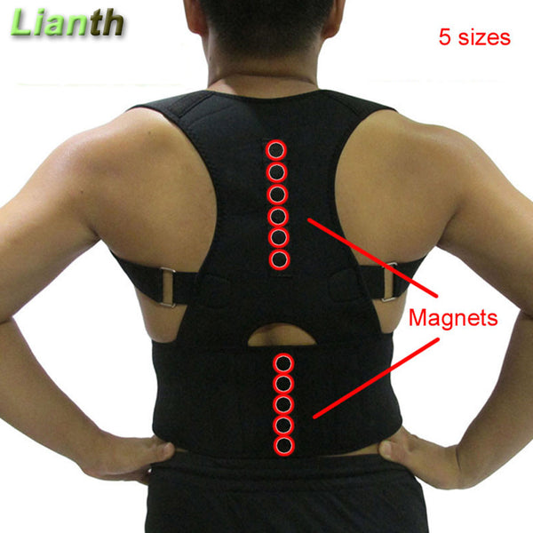 Magnetic Back Posture Corrector for Men and Women