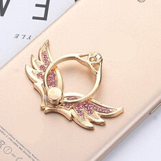 360 Degree Mobile Phone Holder Finger Ring