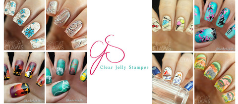 Clear Jelly Stamper