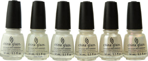 China Glaze- White Hot