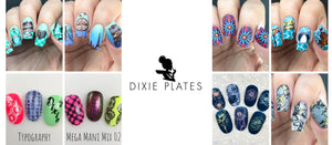 Dixie Stamping Plates