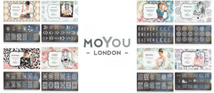 MoYou London Plates (all)