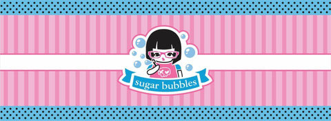Sugar Bubbles Stamping Plates