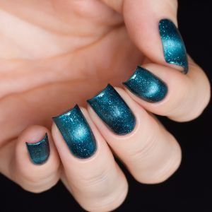 Masura- Magnetic Gradient Holographic- Blue Stars 904-196