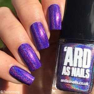 Ard As Nails- Love It or Loathe It- I Love You Hunny Bunny