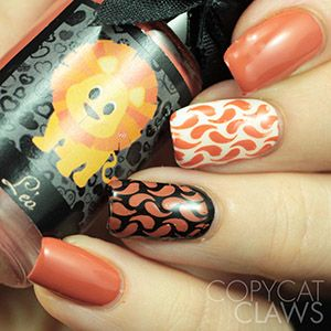 Esmaltes da Kelly- Animals- Leo