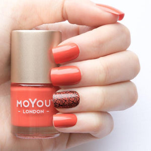 MoYou London- Stamping Polish- Autumn Harvest