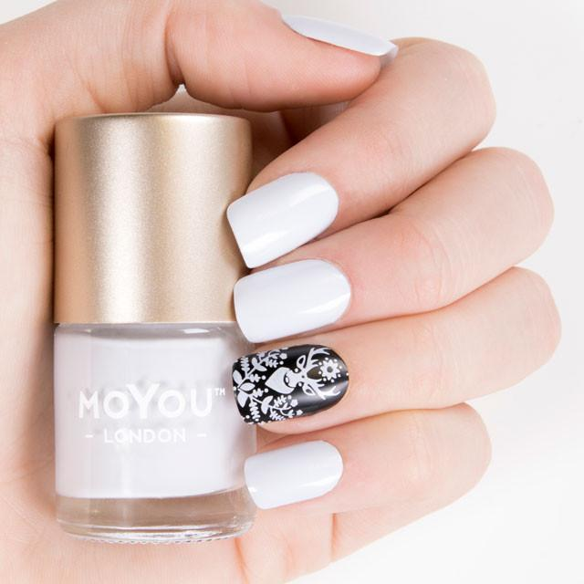 MoYou London- Stamping Polish- Frosted Lake