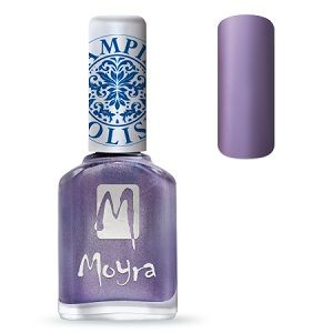 Moyra Stamping Nail Polish- No. 11 (Metal Purple)