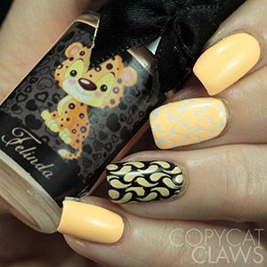 Esmaltes da Kelly- Animals- Felinda