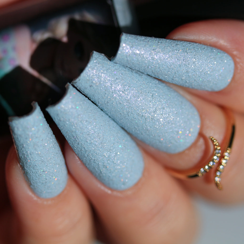 Esmaltes da Kelly- Princesses and Villains- Elsa